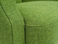 Danish Design by Fritz Hansen, 60s, Completely Restored-reupholstered Armchair (5 of 13)