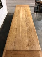 Long French Farmhouse Table with Extensions (9 of 24)