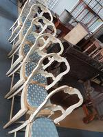 6 Painted French Chairs (4 of 6)