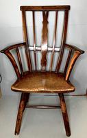 Welsh Ladies Yew Tree Chair