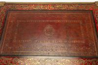 19th Century French Boulle Bureau Plat (10 of 12)