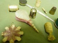 Regency Rosewood Jewellery / Sewing Box - Original Tray + Accessories c.1820 (8 of 15)
