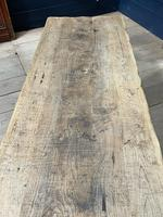 Superb Very Rustic French Oak Bleached Oak Farmhouse Dining Table (17 of 32)