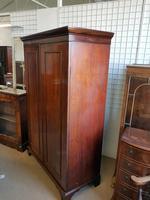 Antique Victorian Wardrobe (2 of 4)