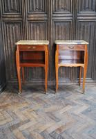 Superb Pair of French Bedside Cabinets (3 of 10)