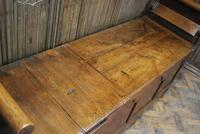 Antique French Coffer / Window Seat (2 of 7)