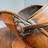 Victorian Copper Coal Scuttle (3 of 6)