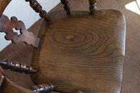 Magnificent Broad Arm Windsor Chair in Ash (3 of 5)