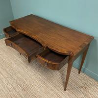 Victorian Mahogany Antique Console Table (6 of 9)