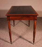 Writing Desk Stamped Deman Early 19th Century In Mahogany (7 of 11)