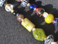 Vintage handmade  Murano Glass Bead necklace (11 of 12)