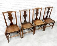 Early 19th Century Country Dining Chairs (4 of 7)