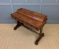 Early Victorian Mahogany Side Table (16 of 17)