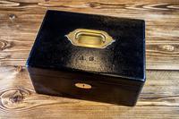 Asprey London Leather Jewellery Box 1900 (8 of 9)
