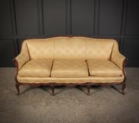 French Walnut Couch (2 of 16)