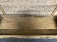 Bleached Oak Hall Bench (11 of 15)