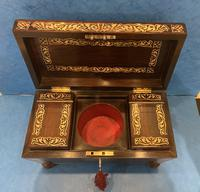 Regency Rosewood Twin Canister Tea Caddy (19 of 23)