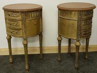 Two near identical louis XIV style bedsides (4 of 4)