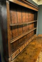 Very Good 18th Century Oak Dresser (9 of 15)