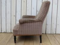 Antique Napoleon III Armchair for re-upholstery (8 of 8)