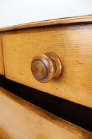 Small Victorian Ash Chest of Drawers (8 of 13)