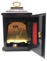 Good Caddy Top Mantel Clock – Chinoiserie Striking 8-day Mantle Clock by Elliot London (12 of 13)