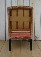 Antique French Nursing Chair (6 of 8)