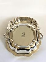 Gorgeous Mid 19th Century Silver Plated Entree Dish (2 of 6)