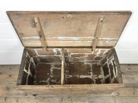 18th Century Oak Coffer (3 of 10)