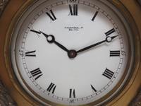 Impressive Ormolu Edwardian Balloon Timepiece Mantel Clock by Preston's Bolton (11 of 11)
