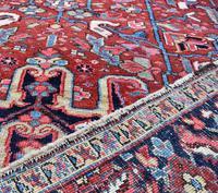 Antique Heriz Carpet 366x228cm (2 of 10)