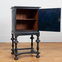 Attractive Late Victorian Chinoiserie Painted Side Cabinet (6 of 15)