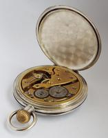 1919 Silver Kendal & Dent Pocket Watch (4 of 5)