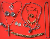 Excellent Vintage Collection of 50s Jewellery  - Ideal Gift / Present (6 of 7)