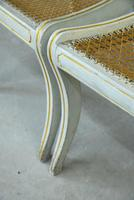 Pair of Regency Style Painted Dining Chairs (4 of 10)