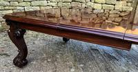 Very Large Victorian Extending Dining Table in Mahogany (8 of 17)