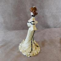 "Coalport ""Alexandra at The Ball"" Limited Edition  Figurine (4 of 6)"