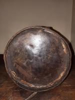 18th Century Iron Banded & Riveted Cream Can (9 of 13)