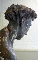 """Life Size Sculpture by Mary Milner Dickens - """"Shepherdess"""" (3 of 10)"""
