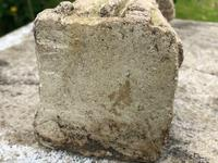 Rare Medieval 16th Century Antique Carved Stone Sculpture Religious Monk Bible (3 of 12)