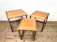 G Plan Teak Nest of Three Tables (8 of 10)