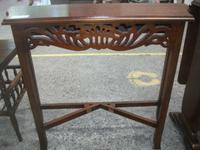 Mahogany Hall Table (2 of 2)