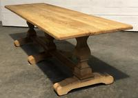 Long French Farmhouse Table with Extensions (18 of 24)