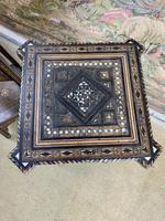 Pair of 19th Century Inlaid Stands (5 of 7)