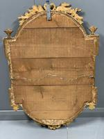 Exceptional Quality French Gilt Bevelled Garland Mirror (7 of 8)
