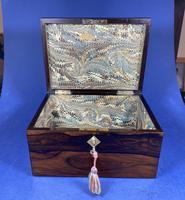 William IV Brazilian Rosewood Box (3 of 22)
