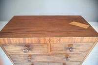 Antique Mahogany Chest of Drawers (4 of 12)