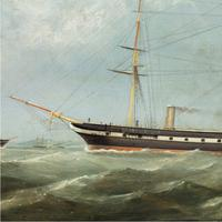 H.M.S. Topaze by George Mears (3 of 11)