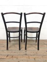 Pair of Early 20th Century Bentwood Chairs (11 of 11)