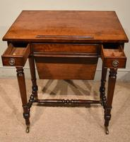 William IV Mahogany Games Table (3 of 13)